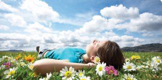 anya szabadságon, pihenés, Szülők Háza Magazin